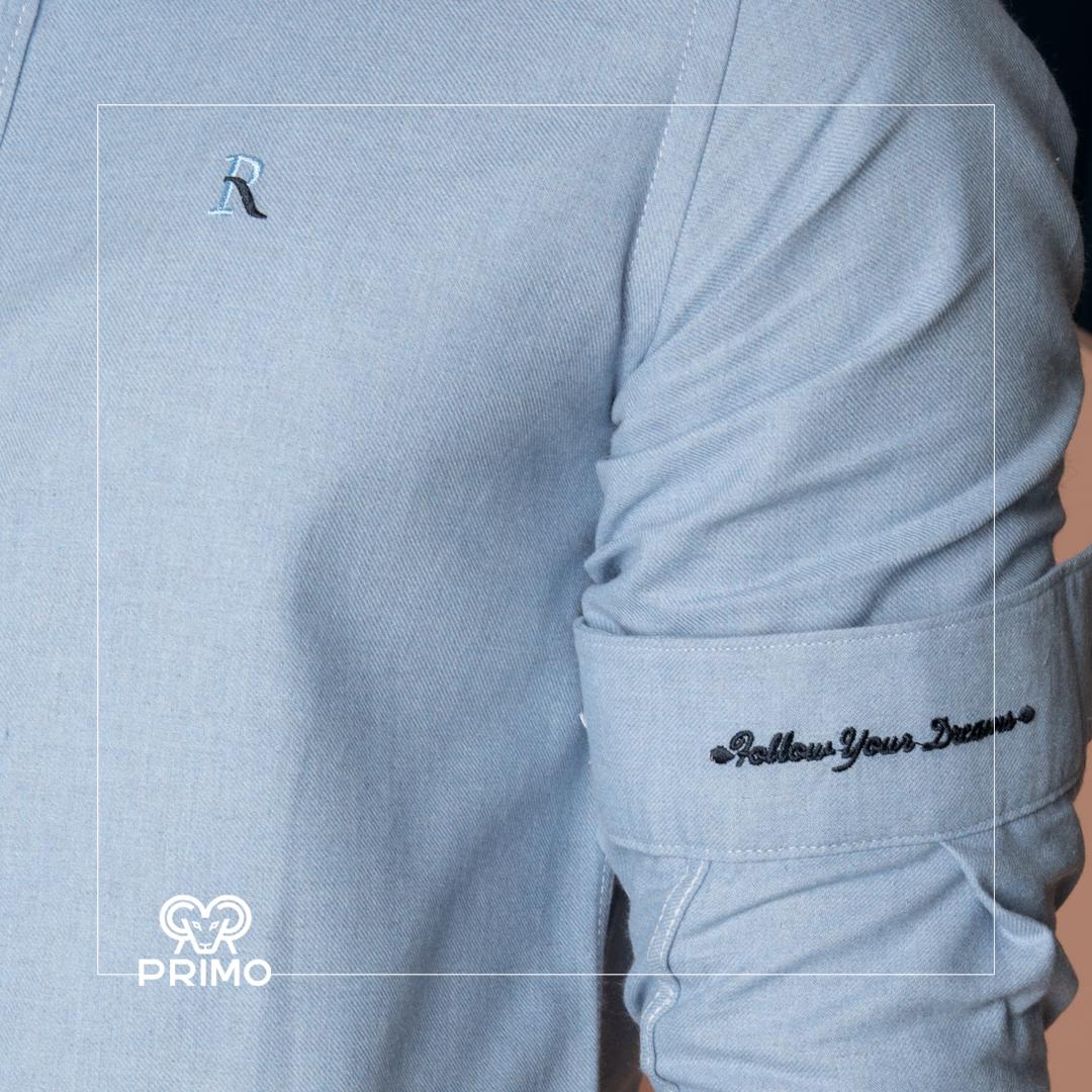 پیراهن پشمی ساده 237405